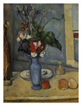 The Blue Vase  about 1885/1887
