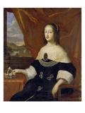 Princess Christine of Savoy  1633