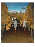 The Football Players  1908
