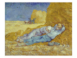 Noon the Siesta  1889/90