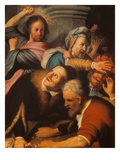 Christ Driving the Merchants from the Temple  1626