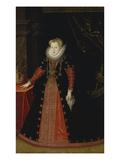Koenigin Anna Von Polen  Gemahlin Sigismund III Von Polen