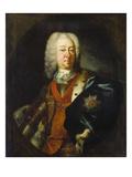 Herzog Eberhard Ludwig Von Wuerttemberg Um 1730