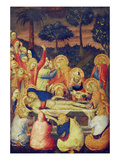The Entombment  about 1340