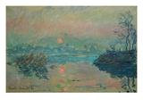 Sunset  1880