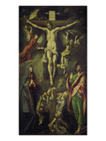 The Crucifixion after 1590