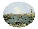 Venedig  Von SGiorgio Maggiore Aus Gesehen