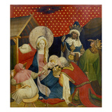 The Adoration of the Magi  Panel from the St Thomas Altar  1424-36