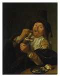Der Feinschmecker  um 1670