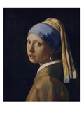 Girl with a Pearl Earring Anout 1665