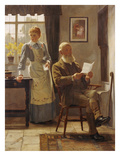 The Letter  1898