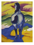 Blue Horse Ii  1911