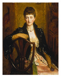 Portrait of Alice Sophia Caroline Wortley