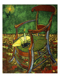 Gauguin&#39;s Chair (With Candle)  1888