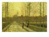 Golden Autumn  1883