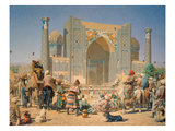 Ein Fest in Samarkand  1872