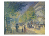 The Grand Boulevard  1875