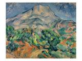 Mount Saint-Victoire