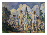 The Bathers  about 1890/92