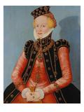 Portrait of a Lady (Margravin Elisabeth Von Ansbach-Bayreuth)