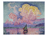 The Pink Cloud (Antibes)  1916