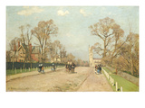 The Road to Sydenham  1871