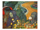 The Women of Arles (Memories of the Garden at Etten)  1888