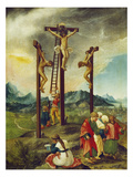 Christ on the Cross Between the Two Thieves  about 1526