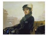 The Unknown Person  1883