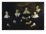 Female Regents of the Men's Nursing Home in Haarlem