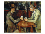 The Card Players  about 1890/95
