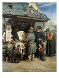 Kleiner Buchladen  1876