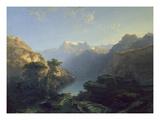 Der Urnersee  1849