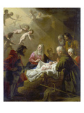 Adoration of the Shepherds  1632