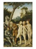Das Urteil Des Paris  1530