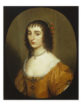 Elisabeth of the Palatinate (1618-1680)  Daughter of Frederick V