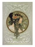 Brunette  1897