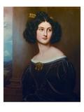 Nanette KaulaAus Der Schoenheitengalerie Koenig Ludwigs I in Schloss Nymphenburg