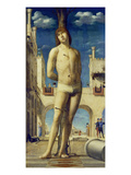St Sebastian  about 1475/76