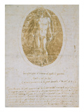 Oval Shaped Image of Apollo with Python
