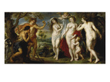 The Judgement of Paris  1638/39