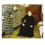 Mutter Und Schwester Des Kuenstlers