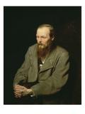 Portrait of Fyodor Dostoyevsky  1872