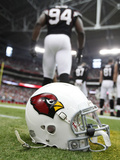Arizona Cardinals - Sept 23  2012: Cardinals Helmet