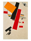 Dynamic Suprematism, 1916 Giclée par Kasimir Malevich