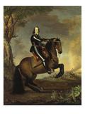 Elector Maximilian I on Horseback after 1641