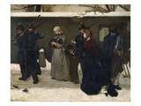 The Arrest of the Hoboes before 1855