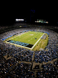 Carolina Panthers - Sept 20  2012: Bank of America Stadium