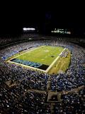Carolina Panthers - Sept 20  2012: Bank of America Stadium
