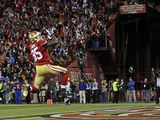 San Francisco 49Ers - Sept 16  2012: Vernon Davis